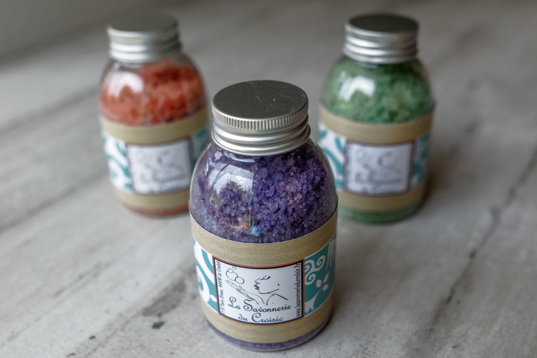 sel à la lavande et aux algues du Croisic