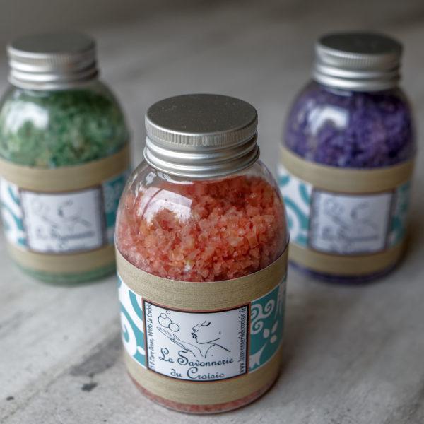 sel de bain caramel au beurre salé
